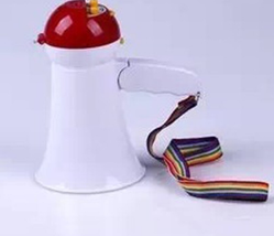 New Mini Portable Handheld Electric Speaker Horn Compact Design Loudspeaker - $34.30 CAD