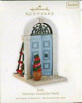 Doorways Around the World - Italy - 2010 4th in Series Hallmark Ornament - $4.94