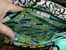 Vera Bradley laptop TRavel Tote In Island Blooms image 4