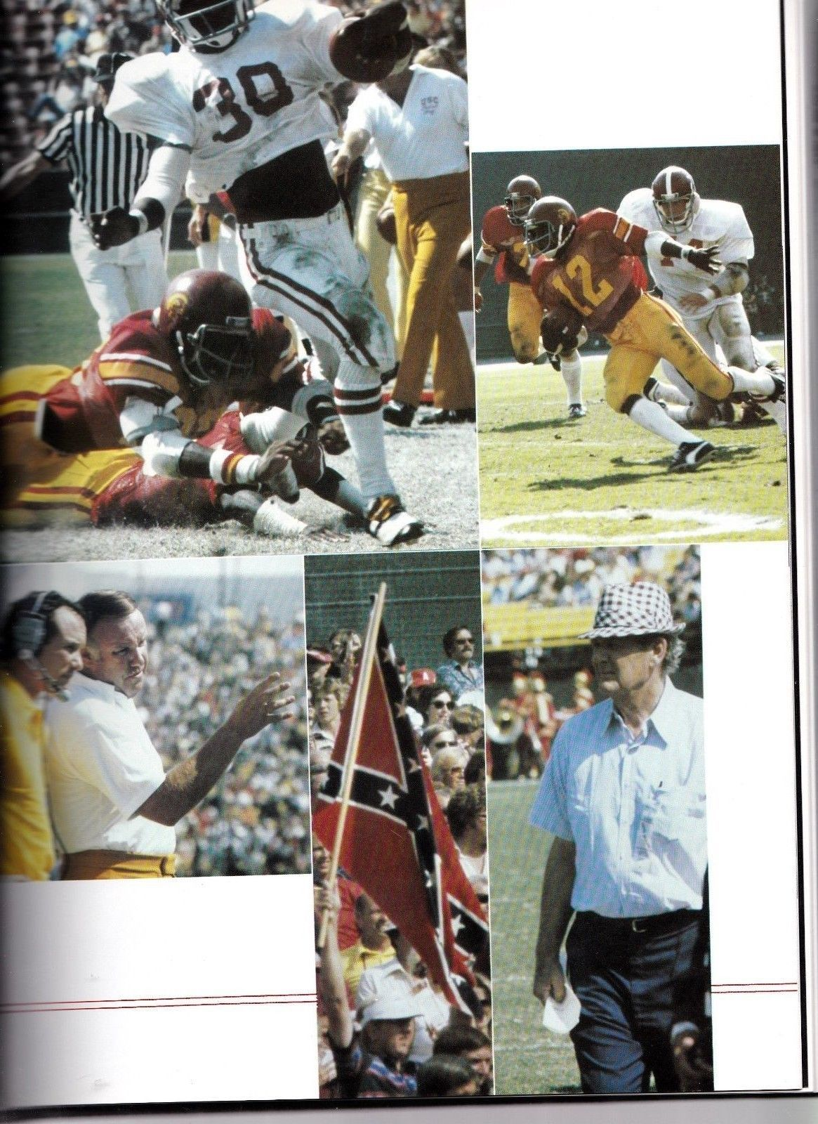1978 USC YEARBOOK University Southern California