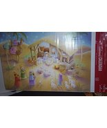 DAYSPRING FOR HALLMARK JESUS IS BORN ADVENT CALENDAR CARD WITH ENVELOPE - $6.88