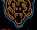 Nfl budweiser chicago bears neon sign 16  x 16  thumb155 crop