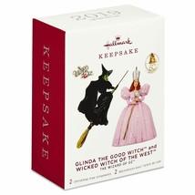 Hallmark Keepsake 2019 Wizard of Oz Glinda Witch West Limited Ornament N... - $29.69