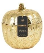Boulevard Gold Mercury Pumpkin Filled Candleholder [Kitchen] - $49.49