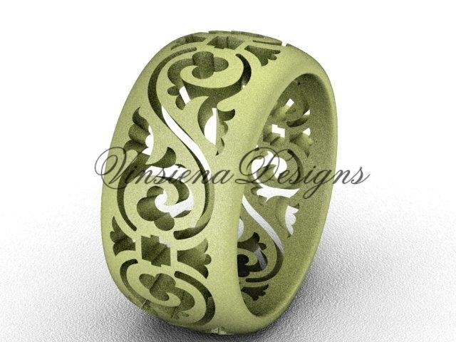 6g yellow gold  diamond wedding ring  diamond engagement ring  forever brilliant moissanite  m 1