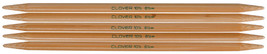 "Takumi Bamboo Double Point Knitting Needles 7"" 5/Pkg Size 6/4mm - $9.77"