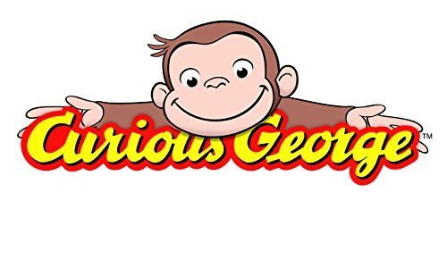 Curious George the Monkey Birthday Edible Image Photo 1/4 Quarter Sheet Cake ...