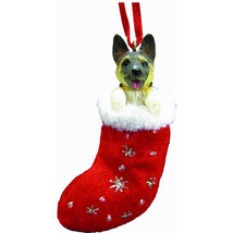 Akita Santa's Little Pals Ornament - $10.95