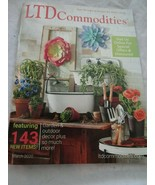 LTD Commodities Catalog March 2020 Garden & Outdoor Decor Plus More Bran... - $9.99