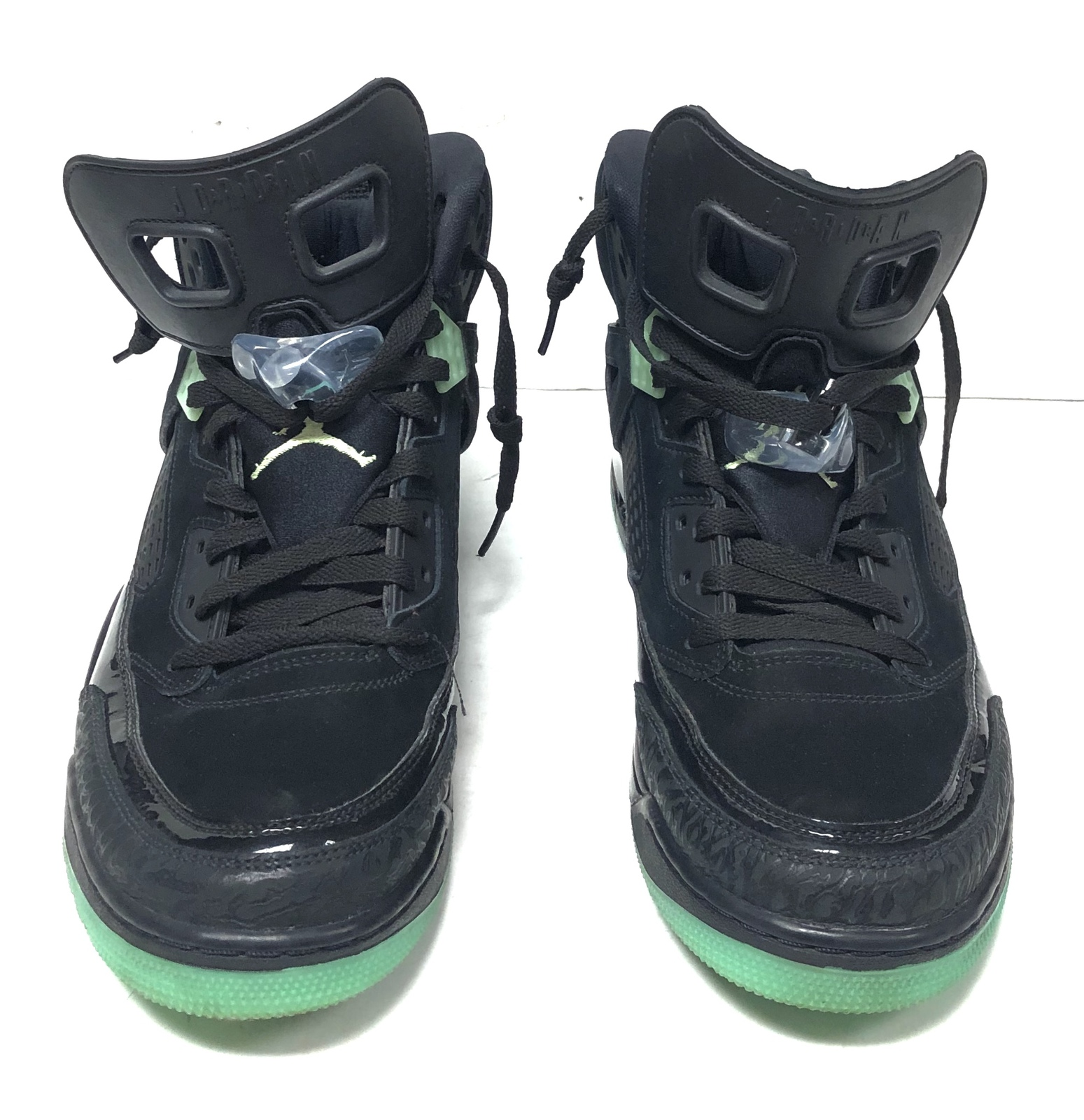"Primary image for Jordan Shoes Spizike ""green glow"""