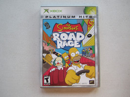 The Simpsons: Road Rage (Platinum Hits) - Microsoft Xbox Video Game - CO... - $8.90