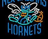 Nba budweiser new orleans hornets neon sign 20  x 20  thumb155 crop
