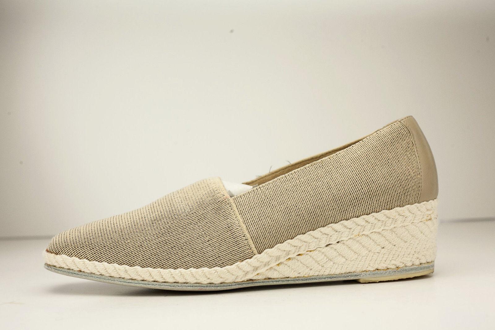 Amalfi 6 Brown Espadrilles Women's Shoes Spain