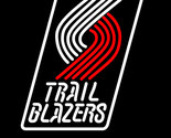 Nba budweiser portland trail blazers neon sign 20  x 20  thumb155 crop