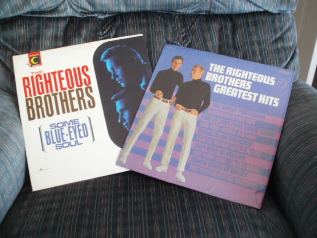 Lp righteous brothers 2 albums 001