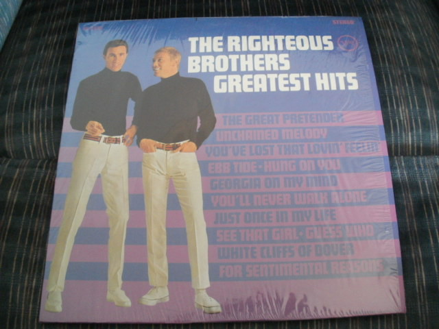 The Righteous Brothers~2 Albums~Some Blue-Eyed Soul (1964)~Greatest Hits