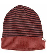 Vans Women's Rainie Striped Beanie Hat Cap-Burd... - $11.26