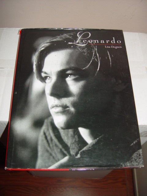 Leonard By Lisa Degnen 1998 Hardback