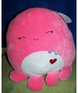 """Squishmallows ABBY the OCTOPUS 12""""H Plush New - $28.50"""