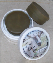 Roots and Bark Jewel Lotion Bar - moisturizing bar for hands, heels, elbows  - $5.25+