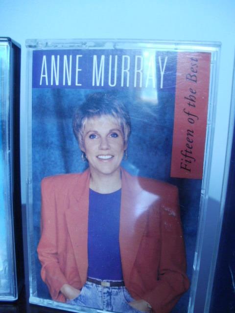 Seven cassette tapes~Tim McGraw/Anne Murray/Billy Joel/Cat Stevens/NSync/MORE!