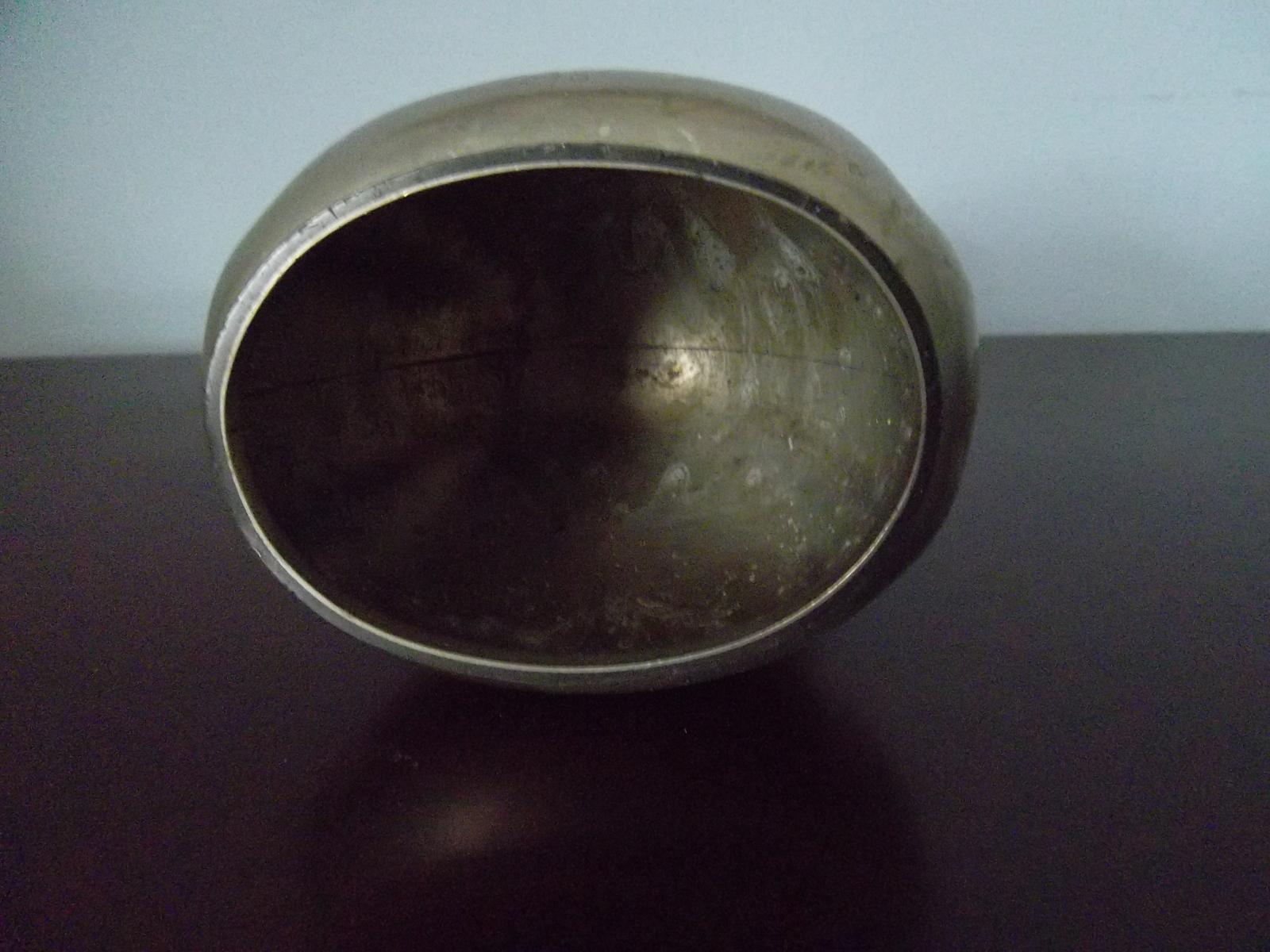 EPNS~Electroplated Nickle Silver~dish/bowl/vase~Holland~6.6 oz~