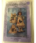 Blueberry Picnic INC #183 Country Annie - $9.99