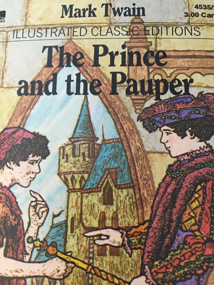 The Prince And The Pauper Illustrated Classic Edition