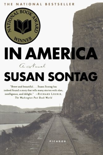 In America: A Novel [Paperback] by Sontag, Susan