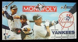 New York Yankees Collectors Edition Monopoly Sealed