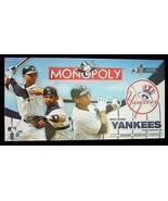 New York Yankees Collectors Edition Monopoly Se... - $34.60