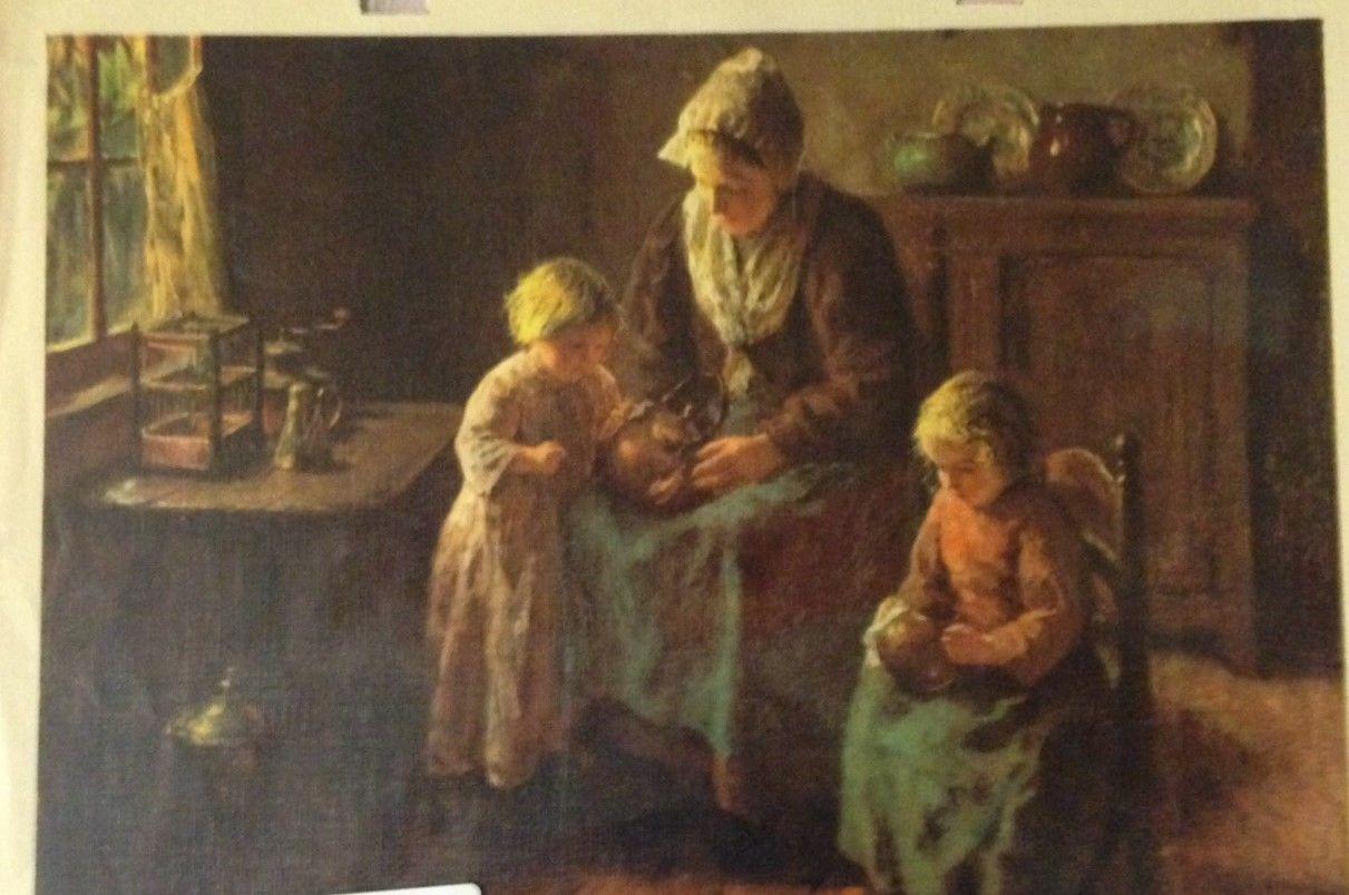 Household Duties By Bernard Pothast