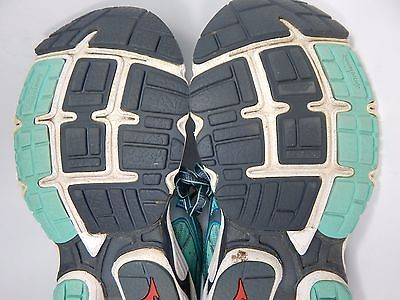 Mizuno Wave Inspire 11 Women's Running Shoes Size US 8.5 M (B) EU 39 Green