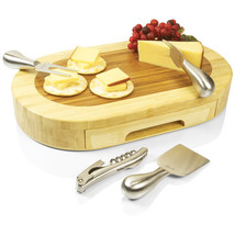 Formaggio - Oval Cheese Board w/ Tools - €48,19 EUR