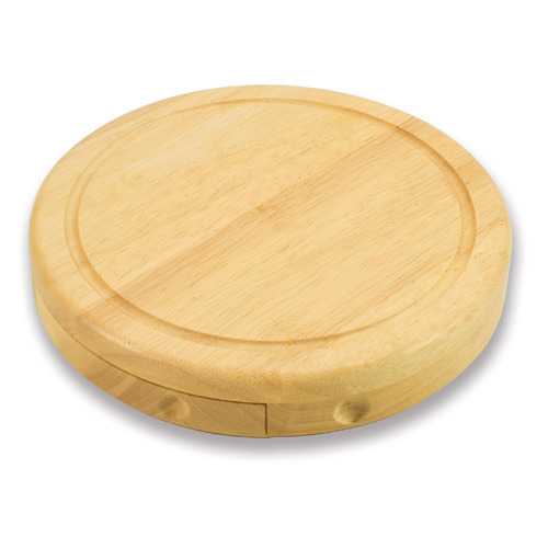 Brie - Round Cheese Board w/ Tools