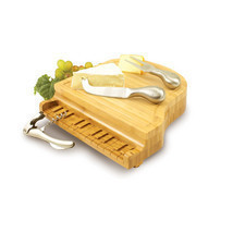 Grand Piano Shaped Cheese Board w/ Tools - €40,07 EUR