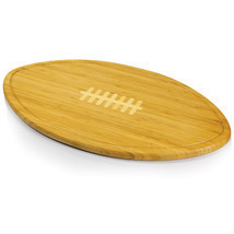 Kickoff - Football Shaped Cutting Board - Large - $39.95