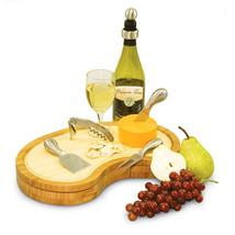 Mariposa Cheese Board w/ Wine & Cheese Tools - €59,33 EUR