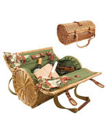 Verona Picnic Basket for Two - Pine Green - ₨5,197.54 INR