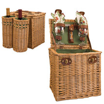 Vino Picnic Basket for Two - $69.95