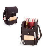 Volare Wine Tote - 2 Bottles - Collections - Moka - $45.95