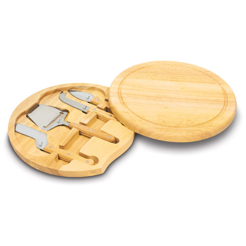 Circo - Round Cheese Board w/ Tools