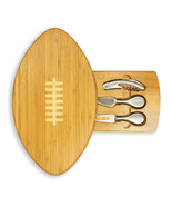 Quarterback - Football Shaped Cheese Board w/ Tools - $49.95