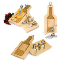 Silhouette - Wine Bottle Cheese Board w/ Tools - $58.86 CAD