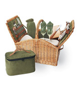 Somerset Picnic Basket for Two - $210.95