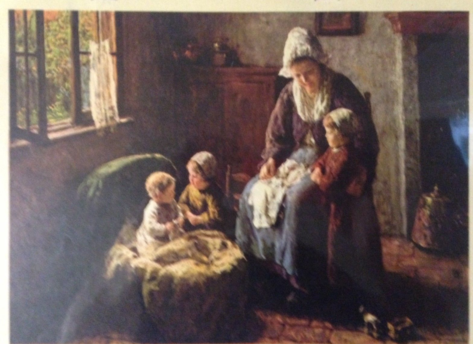 Baby Awake By Bernard Pothast