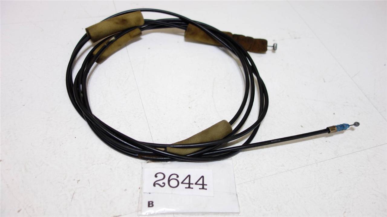 1992-1995 honda civic 4dr cable fuel lid release  oem