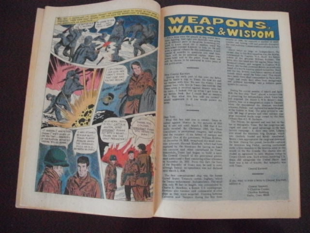 Charlton-Comics-Nov-1970-No-94-Fightin-ARMY-The-Bug-Out-Boys