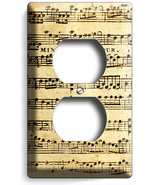 ♫ SHEET MUSIC OLD RETRO MUSICAL NOTES ELECTRICA... - $7.99
