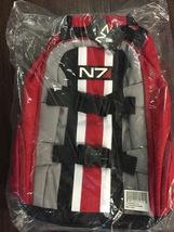 Bioware Mass Effect N7 Armour Stripe Backpack - Full Sized - Padded, Adj... - $121.39